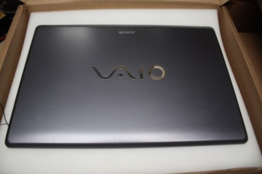 """Sony Vaio VGN-FW 16.4"""" LCD Lid Cover 013-202A-8114-A"""