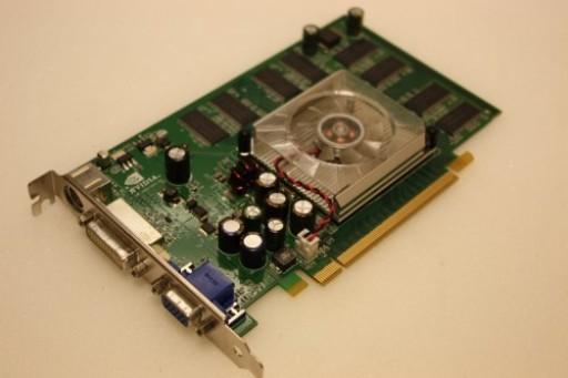 PNY nVidia Quadro FX 540 128MB PCI-E DVI VGA Video Card