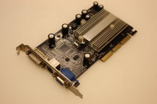 Inno3D GeForce 6200 256MB AGP DVI VGA Graphics Card