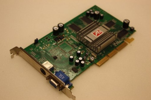 ATi Radeon 9200 256MB VGA AGP Graphics Card