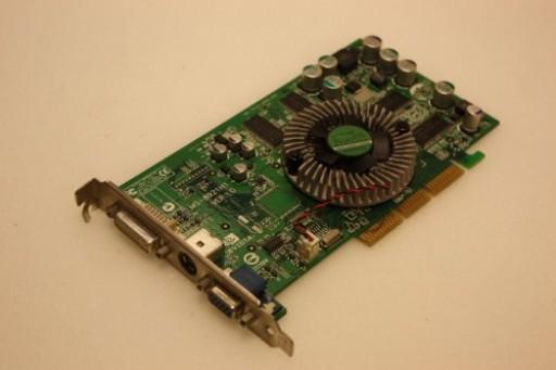 HP nVidia GeForce FX 5600 128MB AGP VGA DVI TV-Out Graphics Card