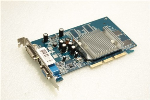 GeForce FX5200 128MB DDR TV DVI VGA Video Graphics Card 040105M VANV34UA2PS