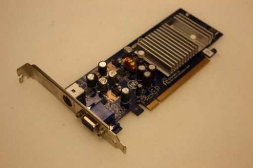 Gigabyte nVidia GeForce 7300 256MB DDR2 PCI-E VGA Graphics Card GV-NX73S256T-RH