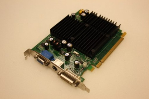 nVidia GeForce 7600 GS PCI-E DVI VGA 256MB Graphics Card
