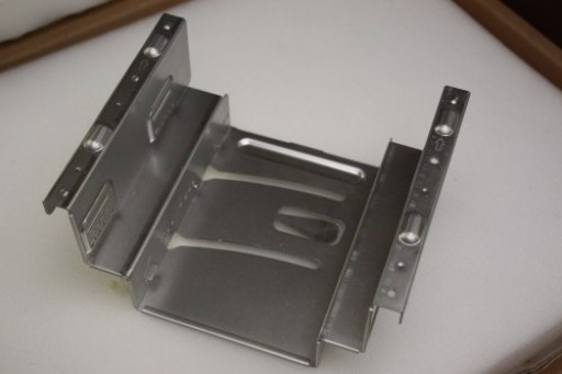 XC Cube AV EA65 ODD HDD Optical Hard Drive Caddy Bracket