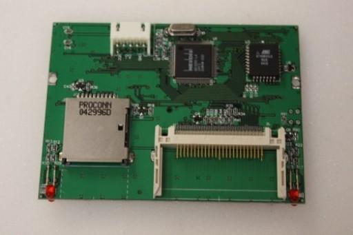 AOpen XC Cube AV EA65 Card Reader Board BQF F402