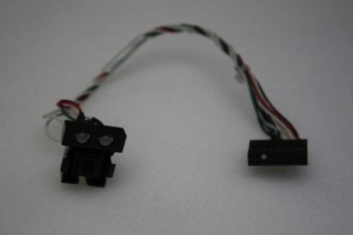 HP Compaq D530 Power Button & LED Lights 239074-004