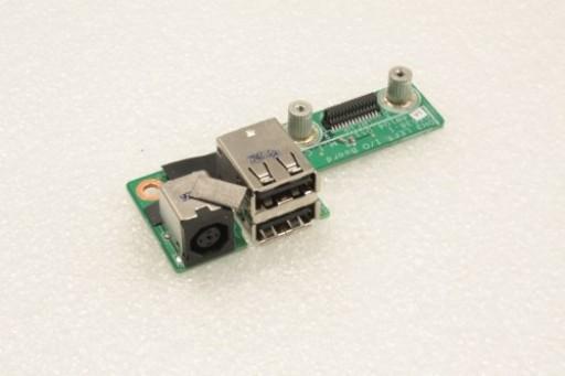 Dell XPS M1530 DC Socket USB Board 48.4W104.011
