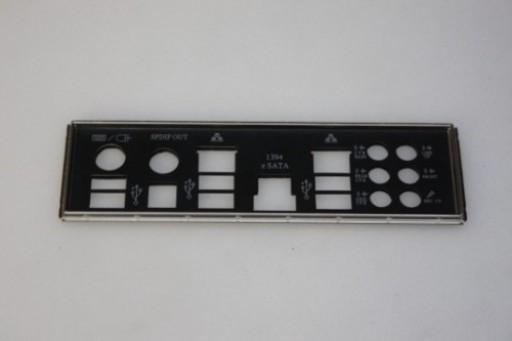 Asus P5Q-E Motherboard I/O Plate Shield