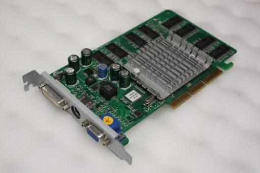 Jace Tech nVidia Geforce FX5200 128MB AGP DVI Graphics Card