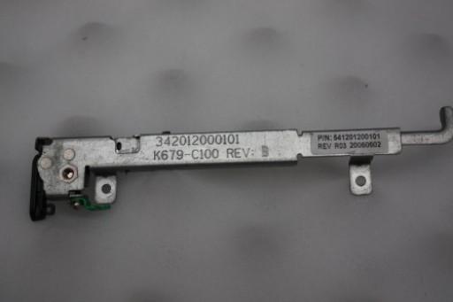 Fujitsu Siemens C5900 Eject Bay 541201200101 K679-C100