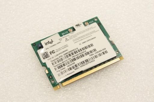 Toshiba Qosmio G10-100 WiFi Wireless Card G86C0000X310