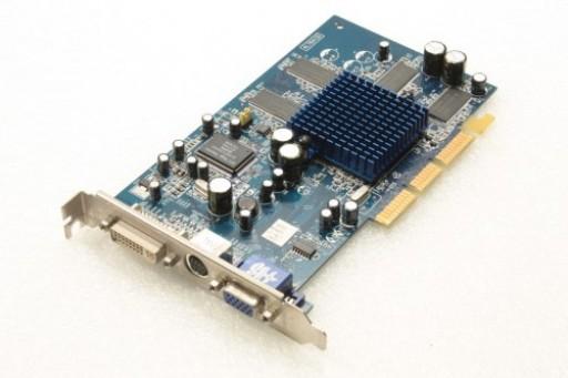 HIS ATi Radeon 9200 128MB DVI VGA AGP Graphics Card