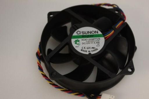 Sunon PC Case Cooling Fan 4 Pin KDE1209PTVX 90/80x20mm