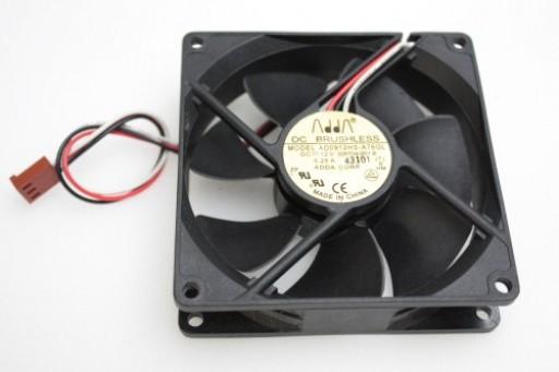 HP Compaq 326701-001 Adda PC Case Fan 3 Pin AD0912HS-A76GL 92mm x 25mm