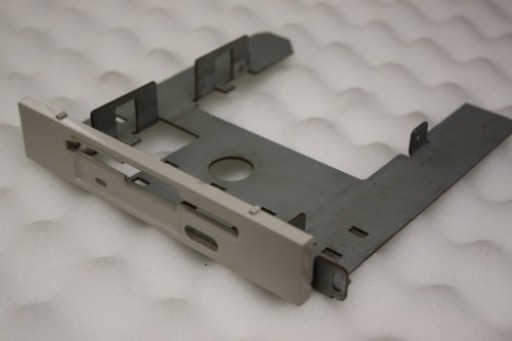 HP Compaq ProLiant ML370 FDD Floppy Drive Tray Bracket 122138-004