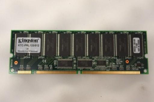 512MB Kingston KTC-PRL133/512 133Mhz SDRAM ECC Memory