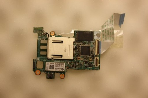 Sony Vaio PCG-TR1MP Card Reader Board IFX-253 1-688-171-13