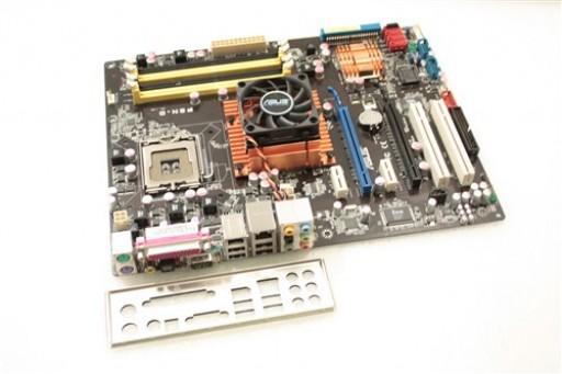 Asus P5N-D LGA775 nForce 750i SLI Quad Core Motherboard