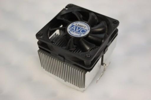 HP Compaq Presario S5500 CPU Heatsink Fan Socket A 462 L3401T
