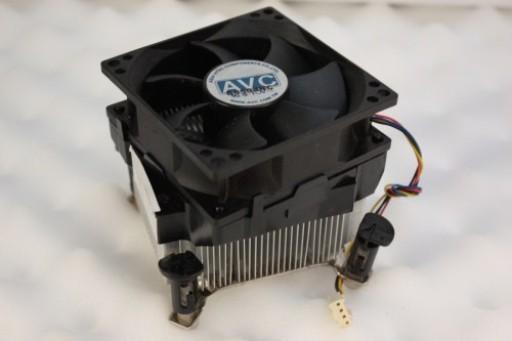 AVC CPU Heatsink Fan Socket 775 LGA775 DS08025R12UP