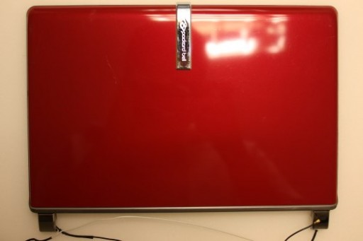 Packard Bell KAV60 LCD Top Lid Cover AP085000A00
