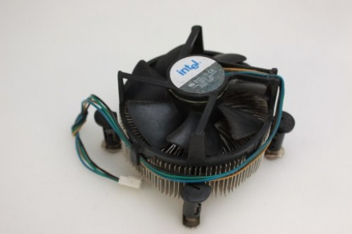 Intel D34017-001 CPU Heatsink Fan Socket 775 LGA775 4Pin