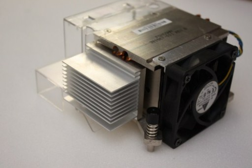 HP Compaq dc7600 USFF Socket LGA775 CPU Heatsink Fan 381867-001