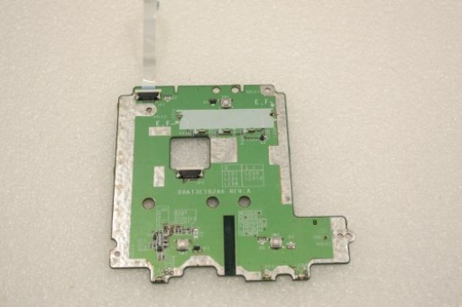 HP Pavilion ze4900 Touchpad Mouse Button Board DAKT3ETB2A6