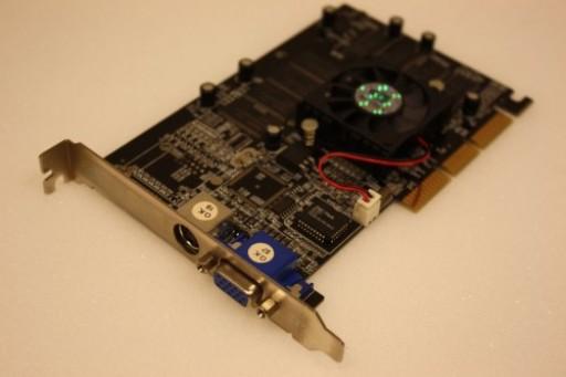 nVidia GeForce4 MX440 64MB AGP VGA TV-Out Graphics Card