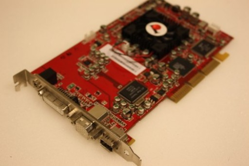 Pinnacle ATI Radeon All-in-Wonder 8500 DV 64MB DVI AGP Graphics Card