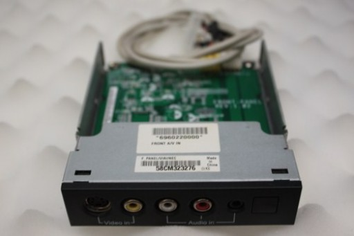 Packard Bell MC 2108 Front A/V In Audio Video Input 6960220000