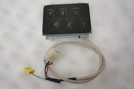 Packard Bell MC 2108 Media LED Indicator Panel HI514-062