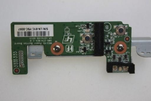 Sony Vaio VGC-LT1M VGC-LT1S Power Button Board SWX-274 1P-107A109-6010