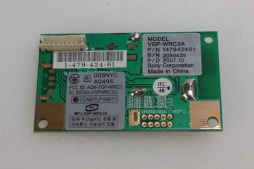 Sony Vaio VGC-LT1M VGC-LT1S RF Receiver Board VGP-WRC3A 1-479-424-61