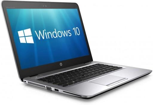 "HP 14"" EliteBook 840 G3 Ultrabook - Full HD (1920x1080) Core i5-6300U 8GB DDR4 256GB SSD WebCam WiFi Windows 10 Professional 64-bit Laptop PC"