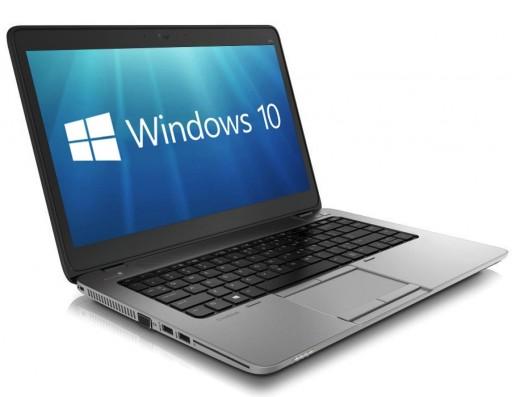 HP EliteBook 840 G2 14-inch Ultrabook Laptop PC (Intel Core i5-5300U, 8GB RAM, 256GB SSD, WiFi, WebCam, Windows 10 Professional 64-bit)
