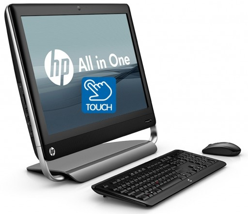 HP TouchSmart Elite 7320 All-in-One PC