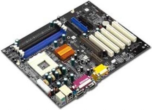 ECS K7S5A SiS 735 Socket 462 A Athlon Duron Motherboard