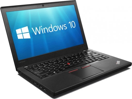 "Lenovo ThinkPad X260 12.5"" Ultrabook - Core i7-6500U 8GB RAM 256GB SSD HDMI WiFi WebCam Windows 10 Professional 64-bit"