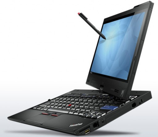 "Lenovo ThinkPad X220 Tablet 12.5"" (1366x768) 2nd Gen Intel Core i5-2520M 4GB 320GB WebCam Windows 7 Professional 64-bit (Refurbished)"