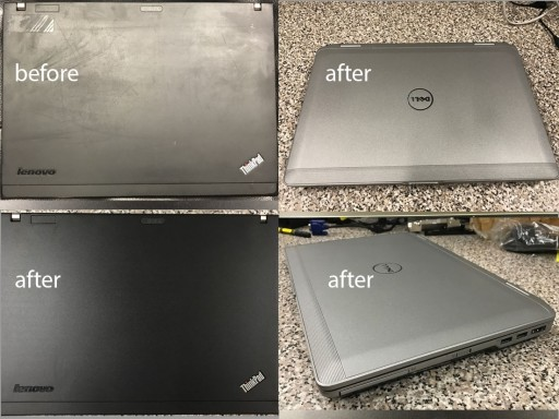Lid Cover Renewal Service
