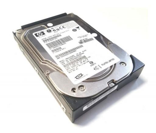 """HP Fujitsu MBA3300RC 300GB 15K SAS 3.5"""" Hard Drive 413644-001"""