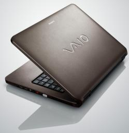 "Sony Vaio VGN-NR21Z/T 15.4"" Core 2 Duo T8100 2GB 250GB WiFi Windows 7 Laptop"