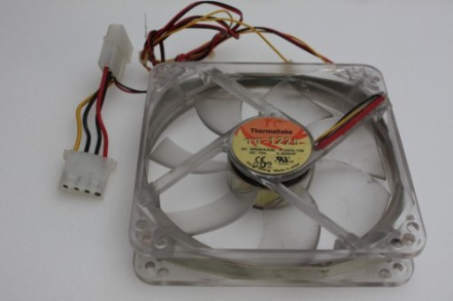 Thermaltake TT-1225 A1225L12S PC Case Cooling Fan  120 x 25MM