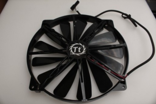 ThermalTake PC Case Cooling Fan 202/165 x 20mm