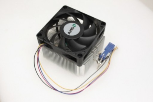 AMD Heatsink Fan Soncket 939 AM2 AM2+ AM3 745 4Pin