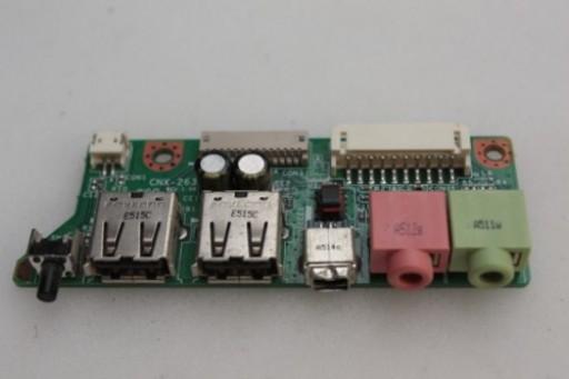 Sony Vaio VGC-V3S USB Audio Firewire Board CNX-263