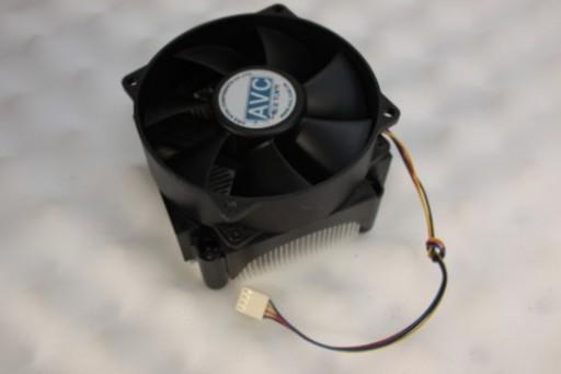 AVC Fan Heatsink 5A307-008 Socket Intel 775 4Pin