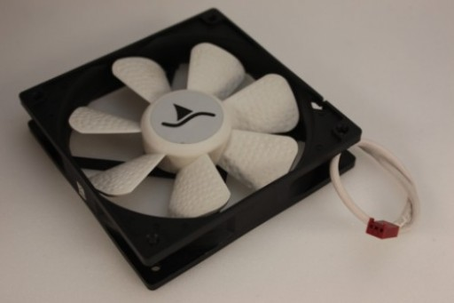 Sharkoon Silent Eagle 2000 PC Case Cooling Fan 3Pin 120 x 25mm